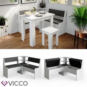 Vicco Eckbankgruppe Roman Sitzbankgruppe
