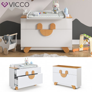 Vicco Wickelkommode Compo-Serie