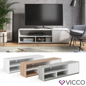 Vicco Lowboard TV-Board Gino