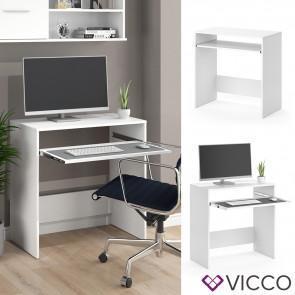 Vicco Computertisch Nils Weiß