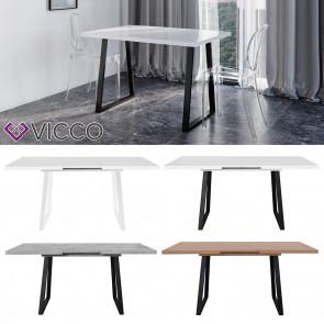Vicco Esszimmertisch Loft Design 120x80cm ausziehbar