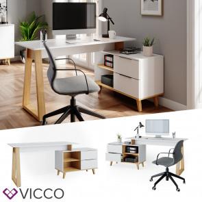 VICCO Schreibtisch Neptune XL