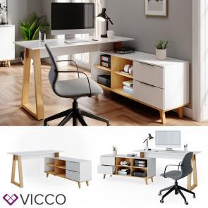 VICCO Schreibtisch Neptune XXL