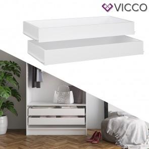 VICCO Kleiderschranksystem COMFORT 100er Schublade