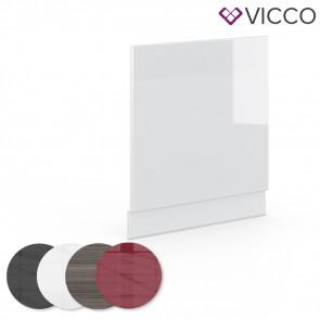 VICCO Geschirrspülerblende 60cm FAME-LINE