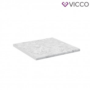 VICCO Arbeitsplatte Unterschrank 60 cm R-Line