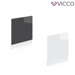 VICCO Geschirrspülerblende 60 cm R-Line
