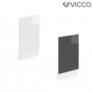 VICCO Geschirrspülerblende 45 cm R-Line
