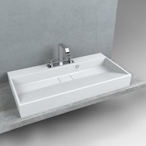 Design Waschbecken Sydney 900 x 460 Waschtisch Aufsatzwaschtisch Waschplatz Aufsatzwaschbecken Waschschale Handwaschbecken