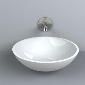 Design Waschbecken Palermo 500 x 500 Waschtisch Aufsatzwaschtisch Waschplatz Aufsatzwaschbecken Waschschale Handwaschbecken