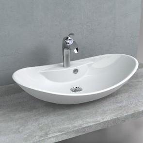 Design Waschbecken Rubin  Waschtisch Aufsatzwaschtisch Waschplatz Aufsatzwaschbecken Waschschale Handwaschbecken