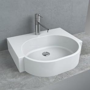 Design Waschbecken Denver Waschtisch Aufsatzwaschtisch Waschplatz Aufsatzwaschbecken Waschschale Handwaschbecken