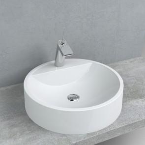Design Waschbecken Aurora Waschtisch Aufsatzwaschtisch Waschplatz Aufsatzwaschbecken Waschschale Handwaschbecken