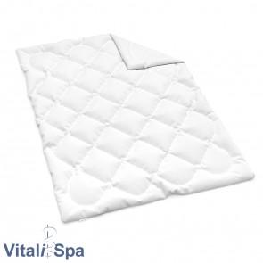 VitaliSpa Bettdecke Weiß Sommerdecke
