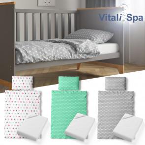 VITALISPA Kinderbettwäsche