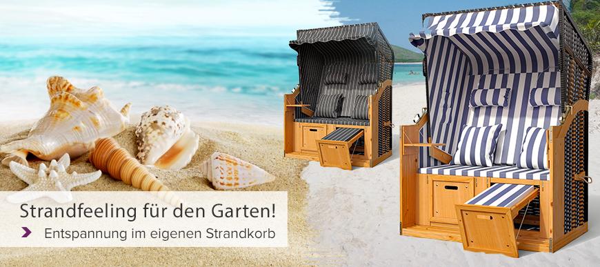 Strandkorb XXL